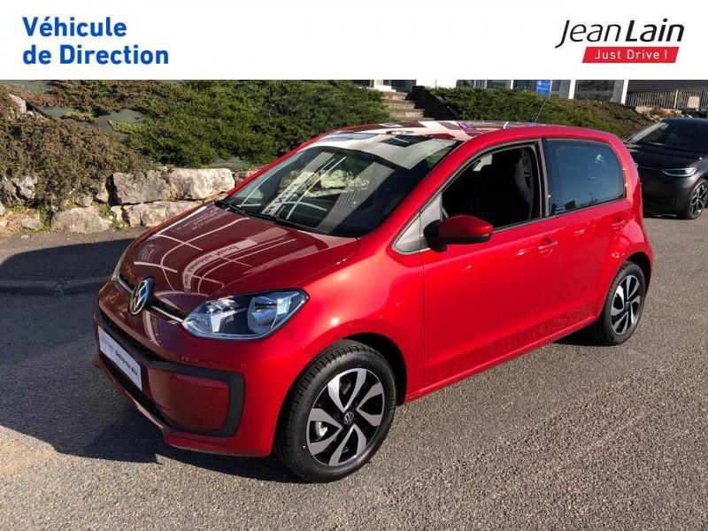 Volkswagen Up Up 1.0 65 BlueMotion Technology BVM5 Active 5p Rouge occasion à Grésy-sur-Aix
