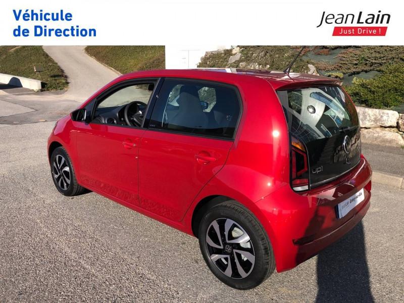 Volkswagen Up Up 1.0 65 BlueMotion Technology BVM5 Active 5p Rouge occasion à Grésy-sur-Aix - photo n°7