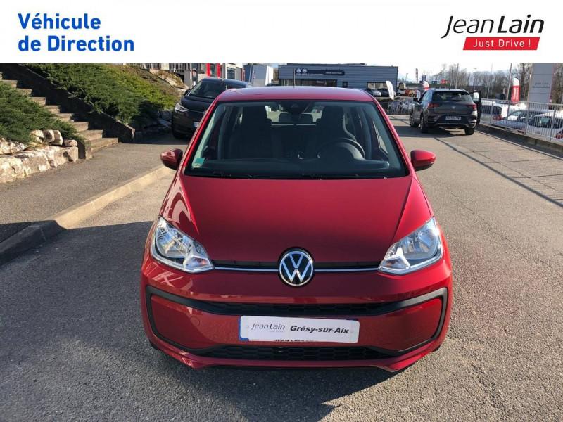Volkswagen Up Up 1.0 65 BlueMotion Technology BVM5 Active 5p Rouge occasion à Grésy-sur-Aix - photo n°2