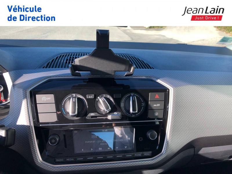 Volkswagen Up Up 1.0 65 BlueMotion Technology BVM5 Active 5p Rouge occasion à Grésy-sur-Aix - photo n°15