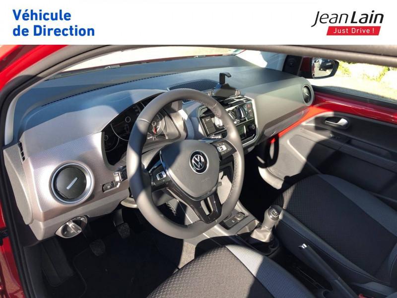 Volkswagen Up Up 1.0 65 BlueMotion Technology BVM5 Active 5p Rouge occasion à Grésy-sur-Aix - photo n°11