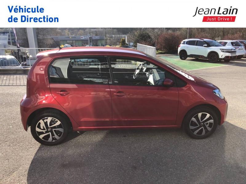 Volkswagen Up Up 1.0 65 BlueMotion Technology BVM5 Active 5p Rouge occasion à Grésy-sur-Aix - photo n°4