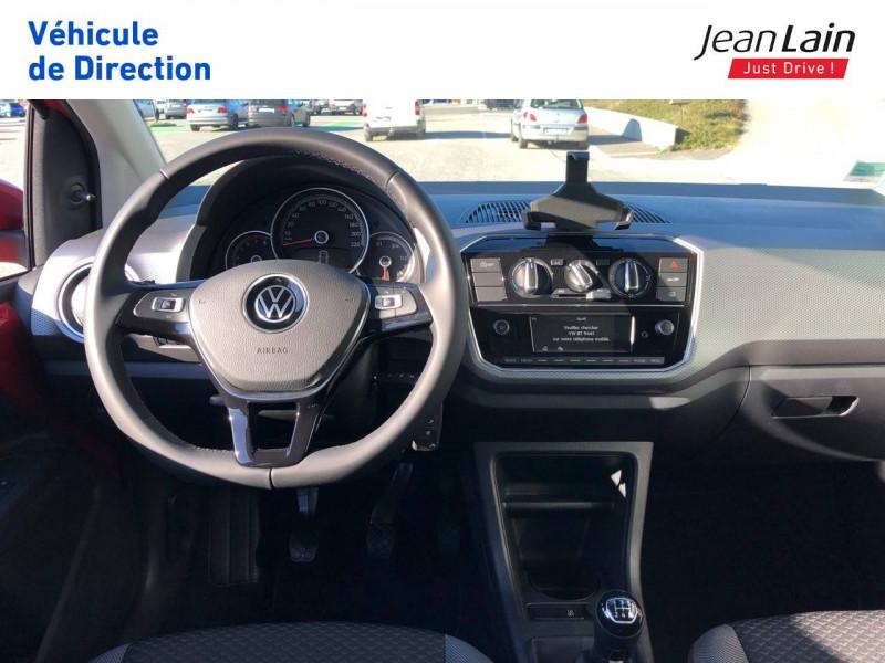 Volkswagen Up Up 1.0 65 BlueMotion Technology BVM5 Active 5p Rouge occasion à Grésy-sur-Aix - photo n°18