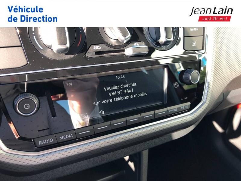 Volkswagen Up Up 1.0 65 BlueMotion Technology BVM5 Active 5p Rouge occasion à Grésy-sur-Aix - photo n°16