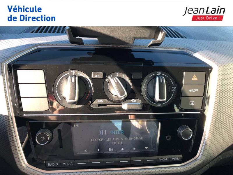 Volkswagen Up Up 1.0 65 BlueMotion Technology BVM5 Active 5p Rouge occasion à Grésy-sur-Aix - photo n°14
