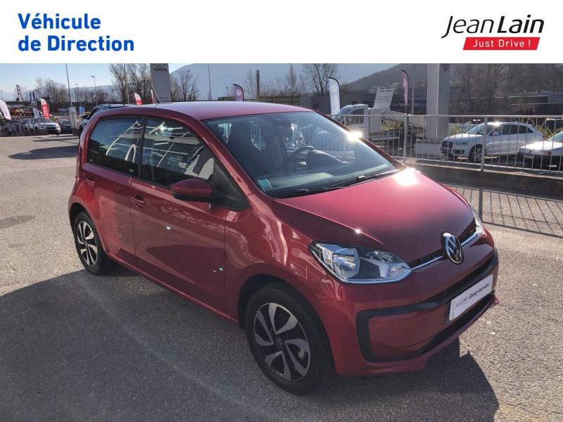 Volkswagen Up Up 1.0 65 BlueMotion Technology BVM5 Active 5p Rouge occasion à Grésy-sur-Aix - photo n°3