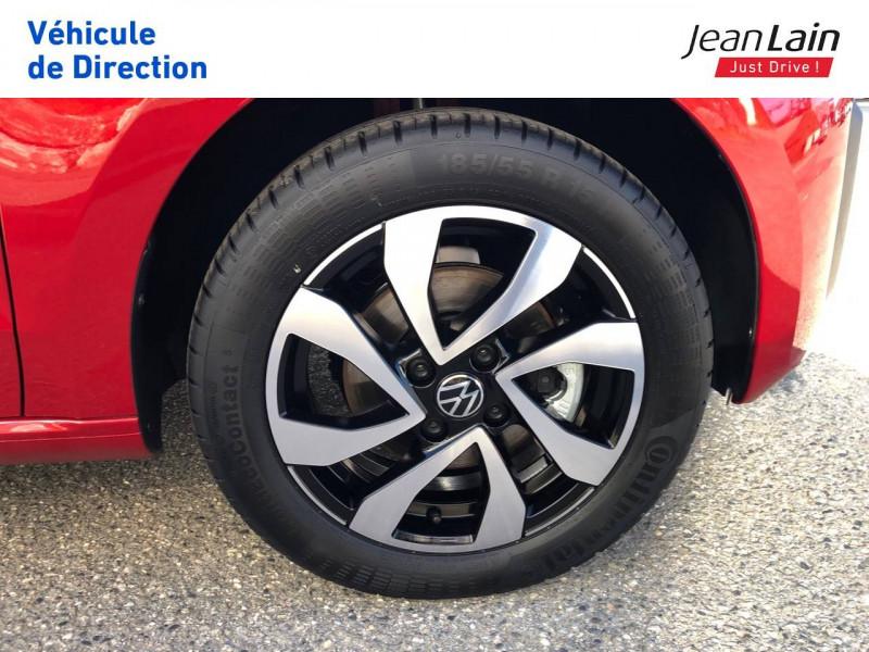 Volkswagen Up Up 1.0 65 BlueMotion Technology BVM5 Active 5p Rouge occasion à Grésy-sur-Aix - photo n°9