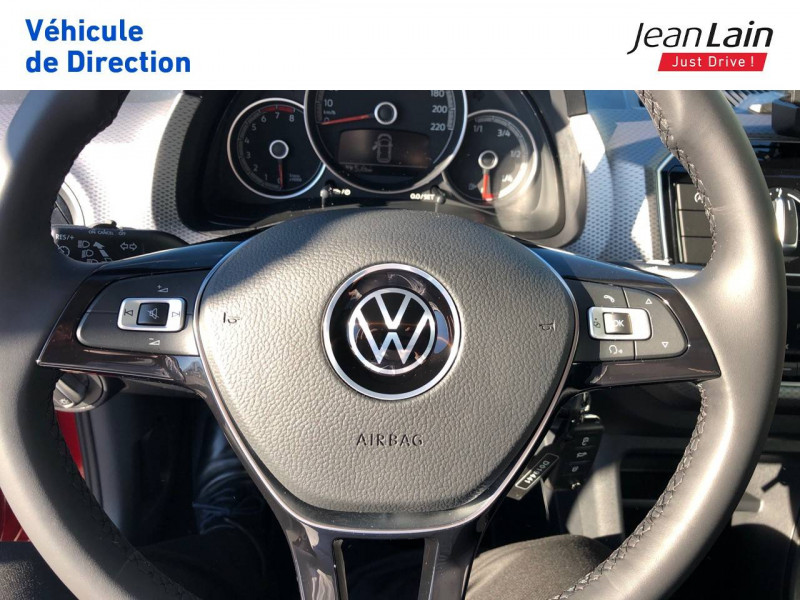 Volkswagen Up Up 1.0 65 BlueMotion Technology BVM5 Active 5p Rouge occasion à Grésy-sur-Aix - photo n°12