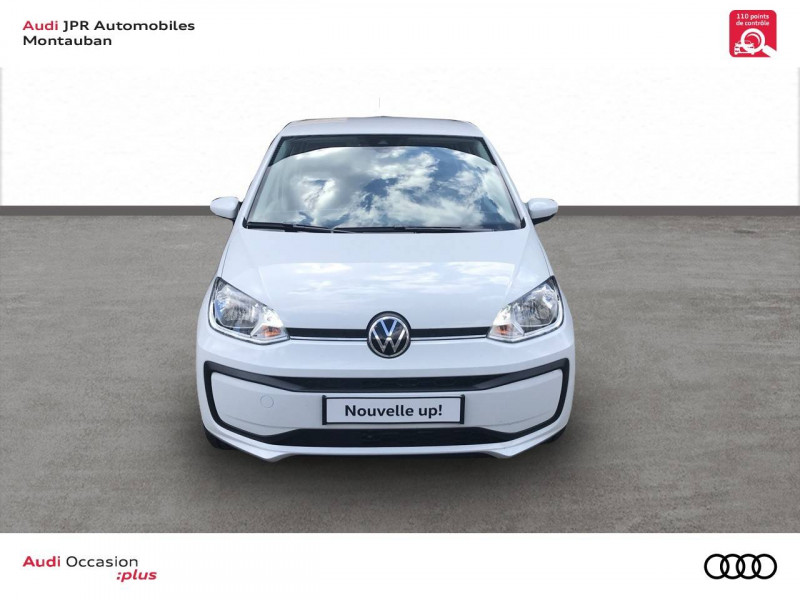 Volkswagen Up Up 1.0 65 BlueMotion Technology BVM5 Beats Audio 5p Blanc occasion à Cahors - photo n°2
