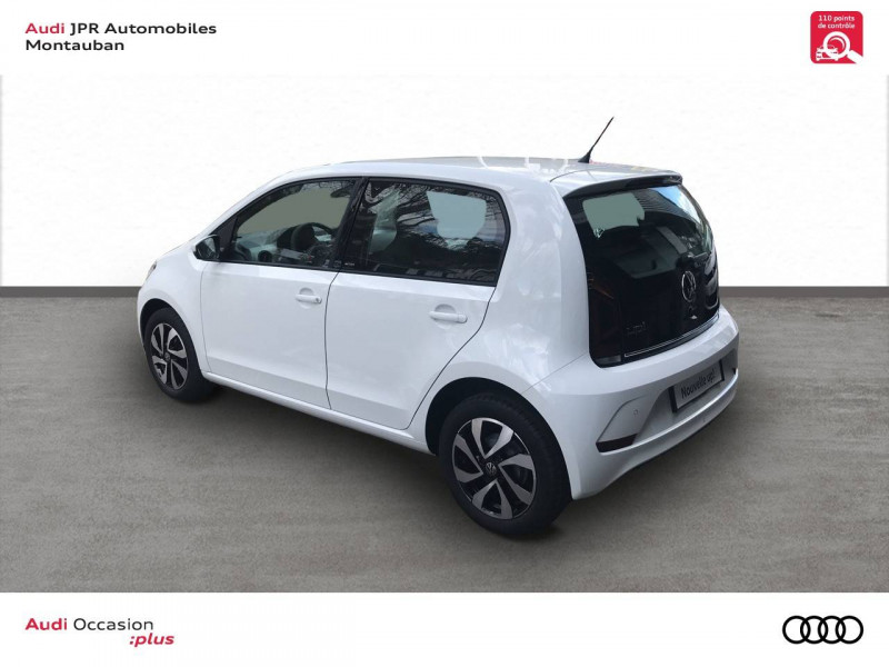 Volkswagen Up Up 1.0 65 BlueMotion Technology BVM5 Beats Audio 5p Blanc occasion à Cahors - photo n°4