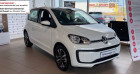 Volkswagen Up UP! 2.0 1.0 60 BlueMotion Technology BVM5 United Blanc à Bourgogne 69
