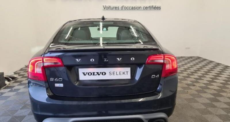 Volvo S60 D4 181ch Start&Stop R-Design Gris occasion à TOURLAVILLE - photo n°5