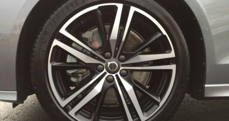 Volvo S60 T8 R-DESIGN Gris occasion à Montvrain