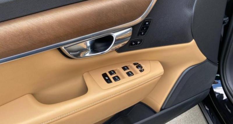 Volvo S90 D4 190ch Inscription Geartronic Noir occasion à Nogent-le-phaye - photo n°7