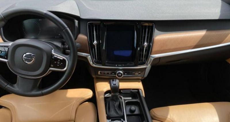 Volvo S90 D4 190ch Inscription Geartronic Noir occasion à Nogent-le-phaye - photo n°6