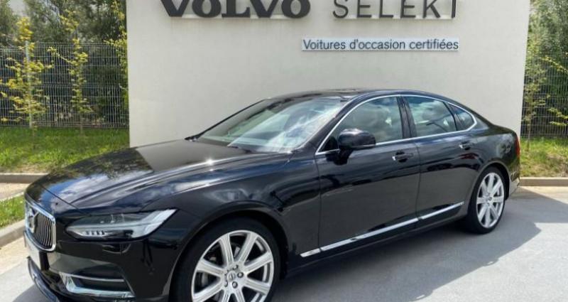 Volvo S90 D4 190ch Inscription Geartronic Noir occasion à Nogent-le-phaye