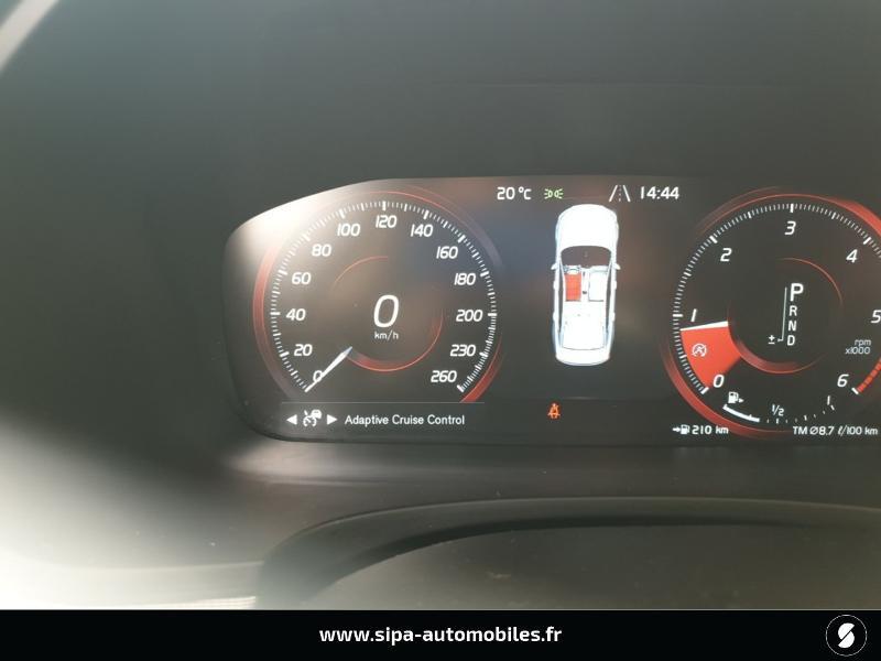 Volvo S90 D5 AWD 235ch R-Design Geartronic Gris occasion à Mérignac - photo n°18