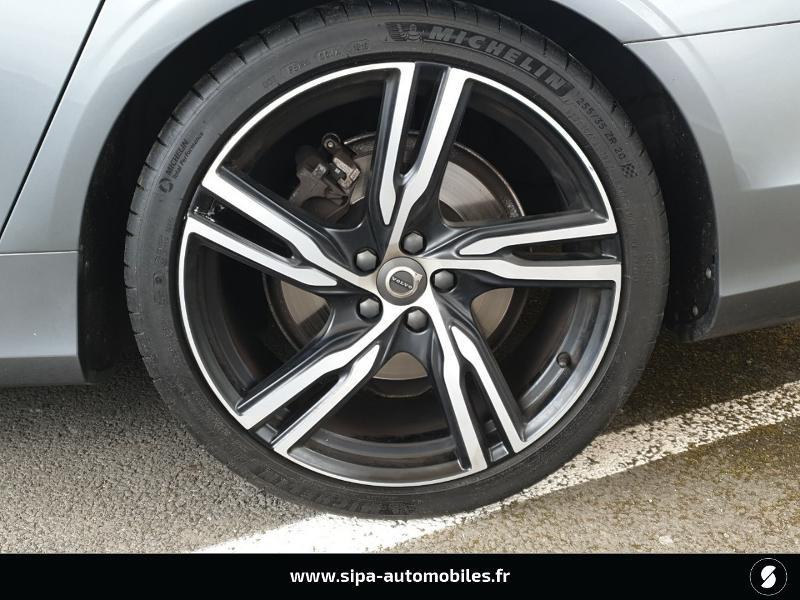 Volvo S90 D5 AWD 235ch R-Design Geartronic Gris occasion à Mérignac - photo n°11