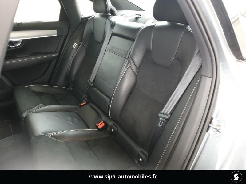 Volvo S90 D5 AWD 235ch R-Design Geartronic Gris occasion à Mérignac - photo n°7