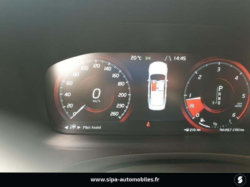 Volvo S90 D5 AWD 235ch R-Design Geartronic Gris occasion à Mérignac - photo n°19