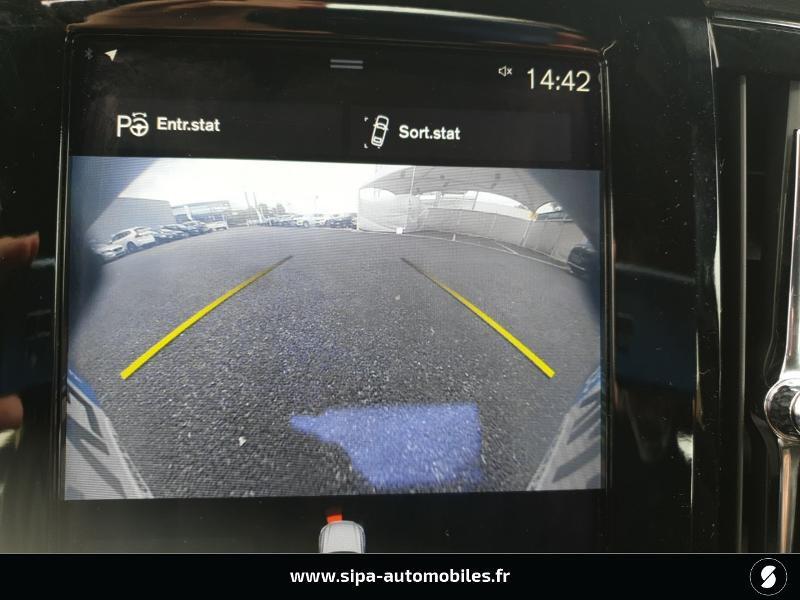 Volvo S90 D5 AWD 235ch R-Design Geartronic Gris occasion à Mérignac - photo n°20