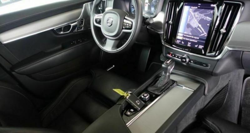 Volvo S90 II D5 AWD 235  INSCRIPTION LUXE GEARTRONIC 8 Noir occasion à Saint Patrice - photo n°7