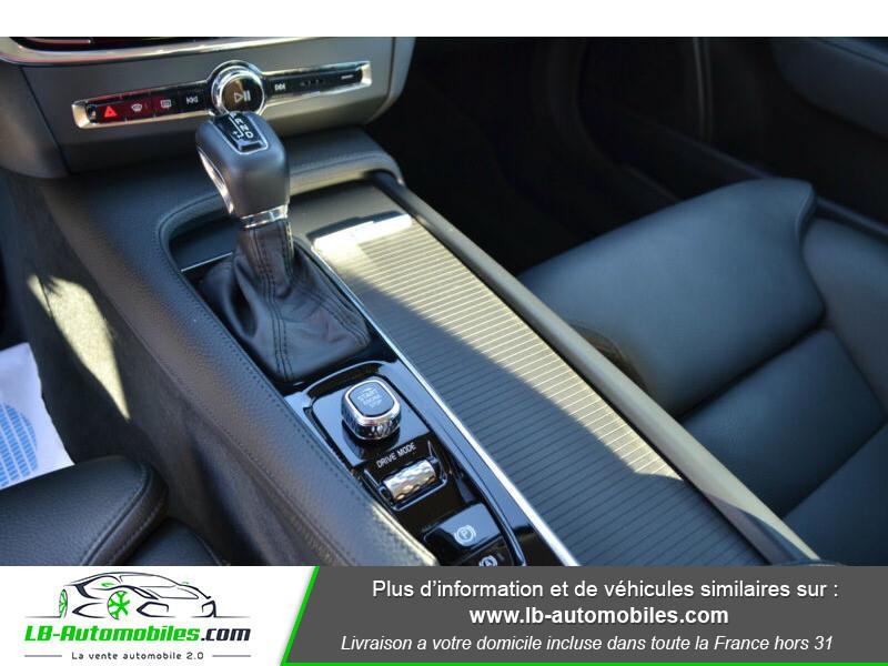 Volvo S90 S90 D4 190 ch Noir occasion à Beaupuy - photo n°8