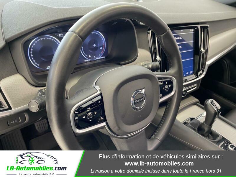 Volvo S90 S90 D4 190 ch Marron occasion à Beaupuy - photo n°8