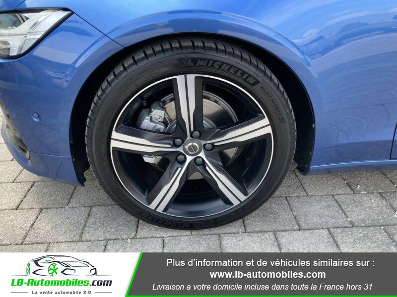 Volvo S90 S90 D4 190 ch Bleu occasion à Beaupuy - photo n°5