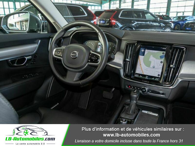 Volvo S90 S90 D4 190 ch Gris occasion à Beaupuy - photo n°2