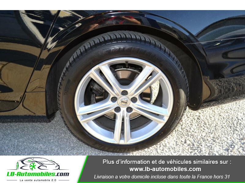 Volvo S90 S90 D4 190 ch Noir occasion à Beaupuy - photo n°12