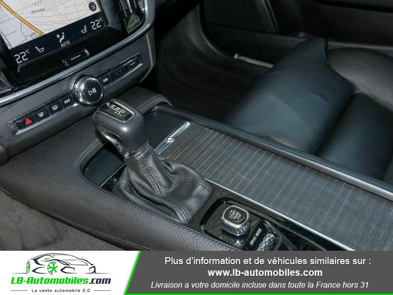 Volvo S90 S90 D4 190 ch Gris occasion à Beaupuy - photo n°14