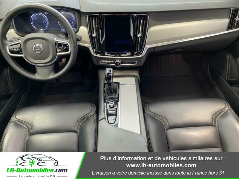 Volvo S90 S90 D4 190 ch Marron occasion à Beaupuy - photo n°2