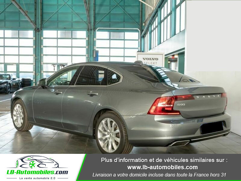 Volvo S90 S90 D4 190 ch Gris occasion à Beaupuy - photo n°3