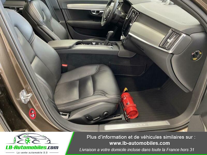 Volvo S90 S90 D4 190 ch Marron occasion à Beaupuy - photo n°6