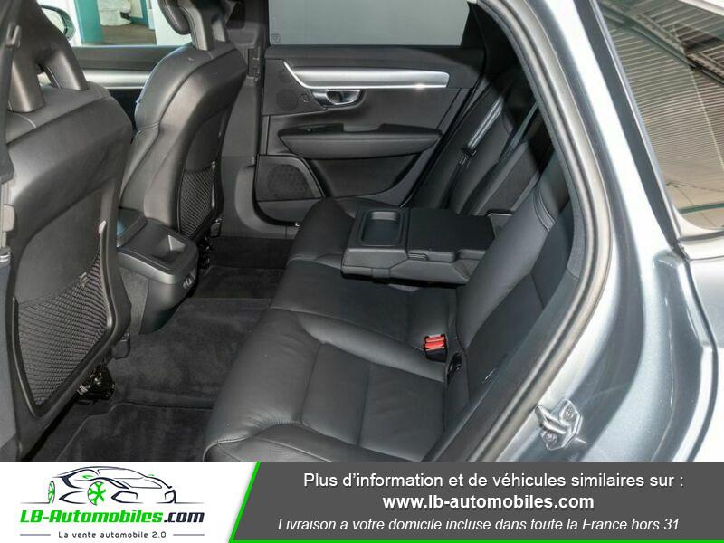 Volvo S90 S90 D4 190 ch Gris occasion à Beaupuy - photo n°15