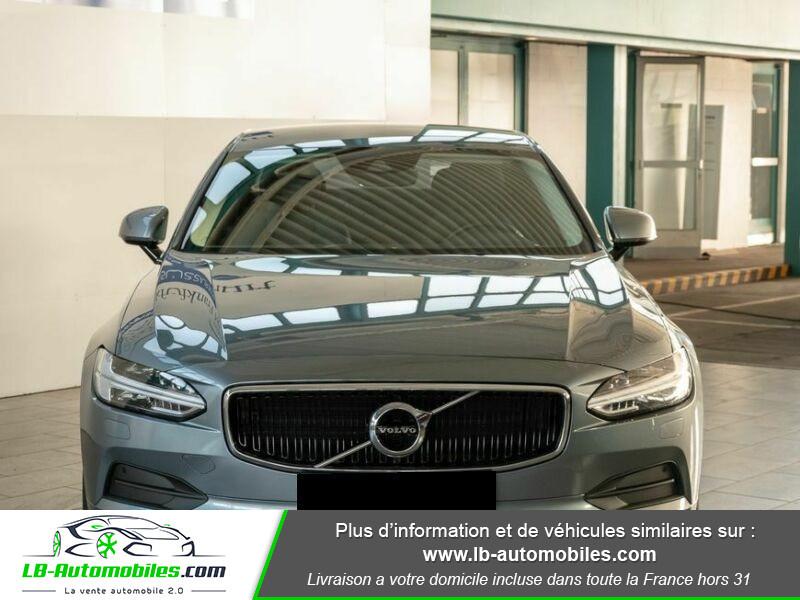 Volvo S90 S90 D4 190 ch Gris occasion à Beaupuy - photo n°4