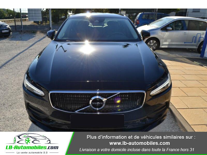 Volvo S90 S90 D4 190 ch Noir occasion à Beaupuy - photo n°9