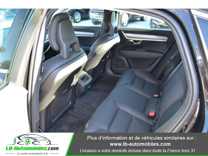 Volvo S90 S90 D4 190 ch Noir occasion à Beaupuy - photo n°5