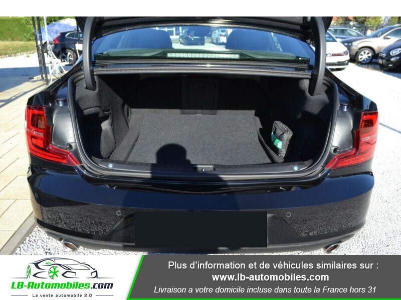 Volvo S90 S90 D4 190 ch Noir occasion à Beaupuy - photo n°11