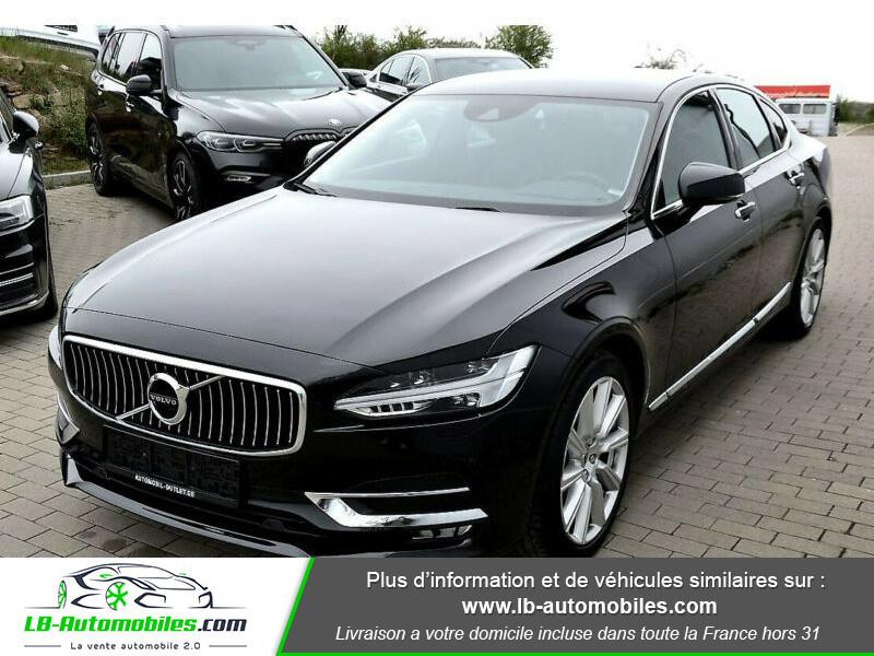 Volvo S90 S90 D4 190 ch Noir occasion à Beaupuy