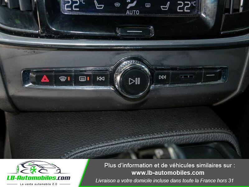 Volvo S90 S90 D4 190 ch Gris occasion à Beaupuy - photo n°13