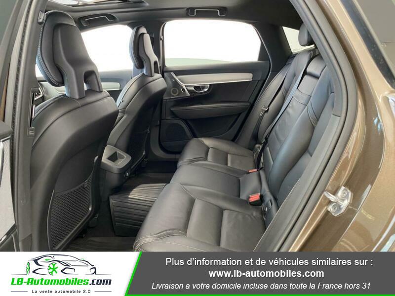 Volvo S90 S90 D4 190 ch Marron occasion à Beaupuy - photo n°9