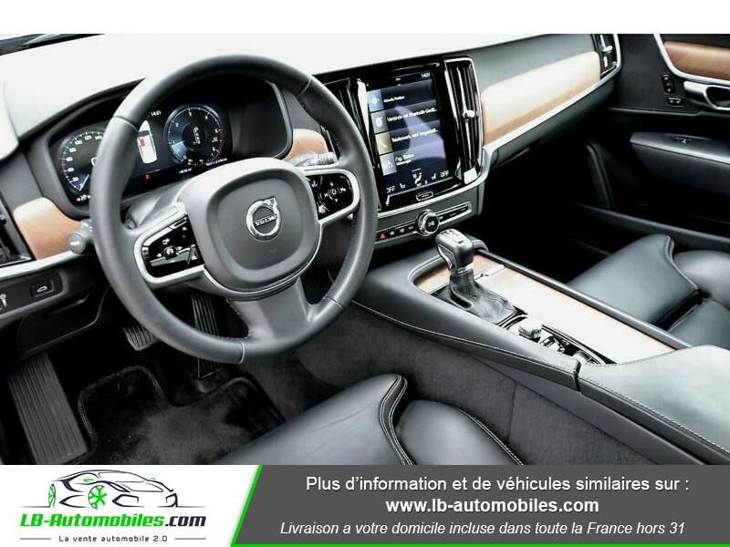 Volvo S90 S90 D4 190 ch Noir occasion à Beaupuy - photo n°2