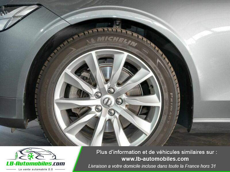 Volvo S90 S90 D4 190 ch Gris occasion à Beaupuy - photo n°7
