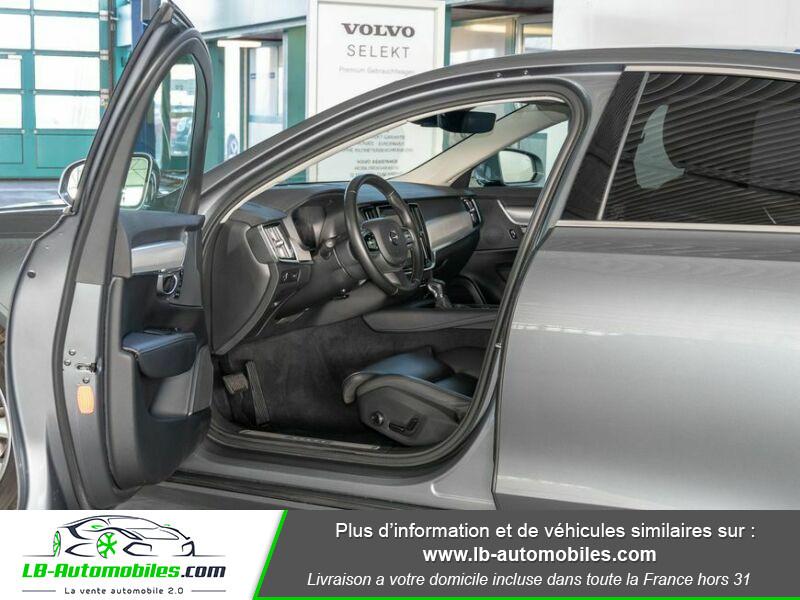 Volvo S90 S90 D4 190 ch Gris occasion à Beaupuy - photo n°10