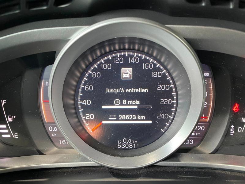 Volvo V40 D2 120ch Geartronic Noir occasion à Labège - photo n°18