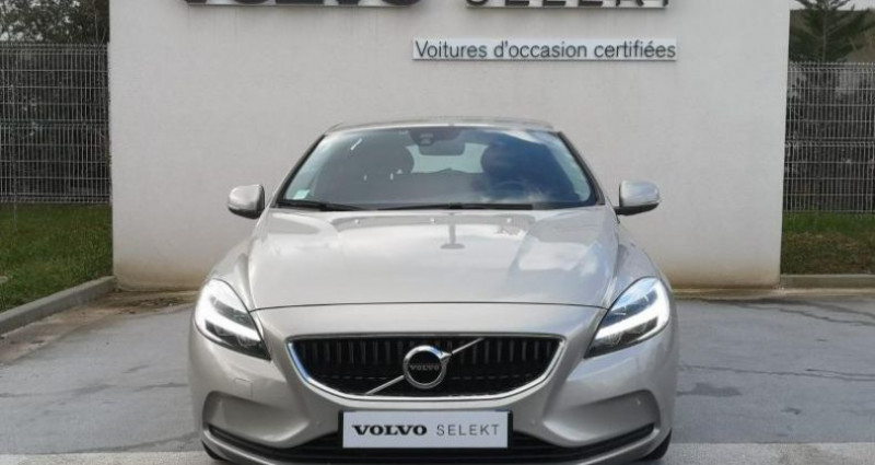 Volvo V40 D2 120ch Itëk Edition Geartronic Sable occasion à Nogent-le-phaye - photo n°2