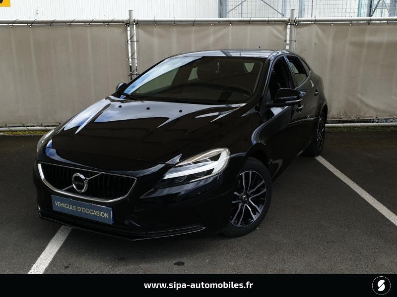 Volvo V40 D2 120ch Momentum Business Noir occasion à Mérignac