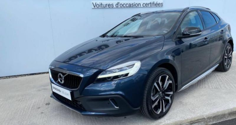 Volvo V40 D2 120ch Översta Edition Bleu occasion à AUBIERE